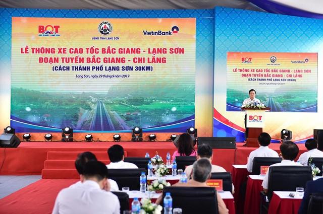 Thông xe kĩ thuật cao tốc 12.000 tỉ đồng, từ Hà Nội đi Lạng Sơn chỉ còn 2 tiếng - Ảnh 1.
