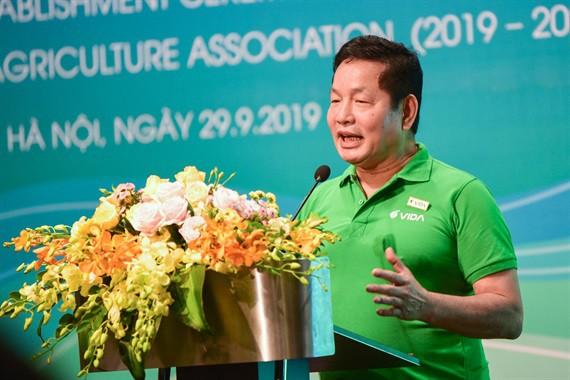 Ông Trương Gia Bình được bầu là Chủ tịch Hiệp hội Nông nghiệp số Việt Nam - Ảnh 2.