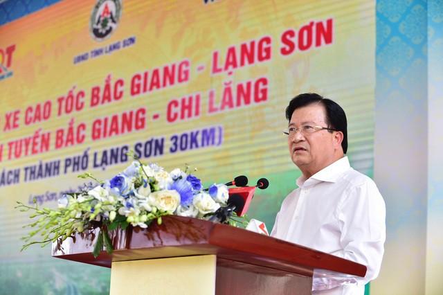 Thông xe kĩ thuật cao tốc 12.000 tỉ đồng, từ Hà Nội đi Lạng Sơn chỉ còn 2 tiếng - Ảnh 2.