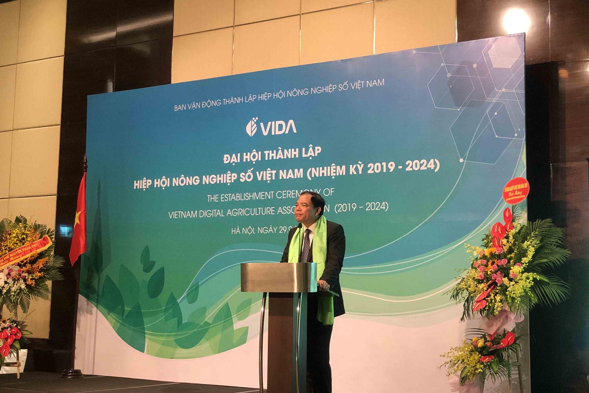 Ông Trương Gia Bình được bầu là Chủ tịch Hiệp hội Nông nghiệp số Việt Nam - Ảnh 3.