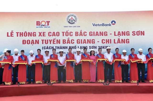 Thông xe kĩ thuật cao tốc 12.000 tỉ đồng, từ Hà Nội đi Lạng Sơn chỉ còn 2 tiếng - Ảnh 3.