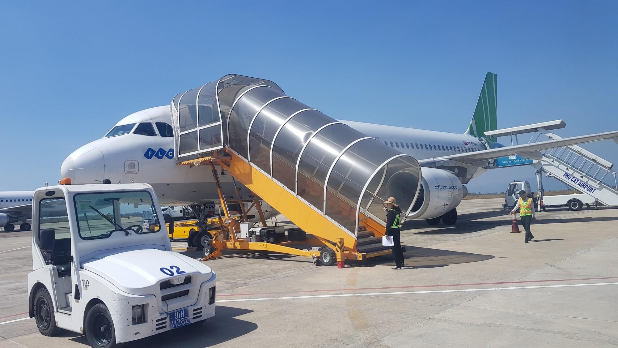 Cấp lại giấy phép kinh doanh vận chuyển hàng không của Bamboo Airways - Ảnh 1.