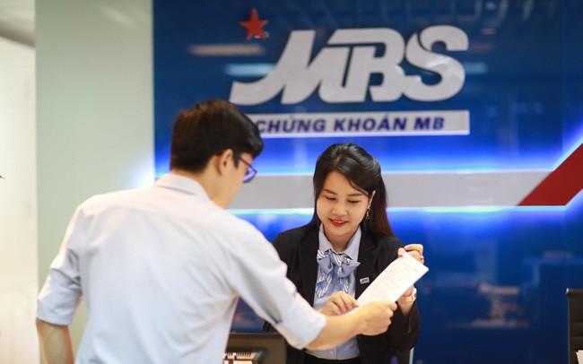 MBS mở hạn mức tín dụng 240 tỉ đồng tại Vietcombank để phục vụ hoạt động kinh doanh - Ảnh 1.