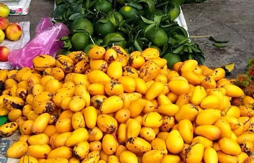 Hơn 114.000 tấn rau quả Trung Quốc đổ về chợ đầu mối - Ảnh 1.