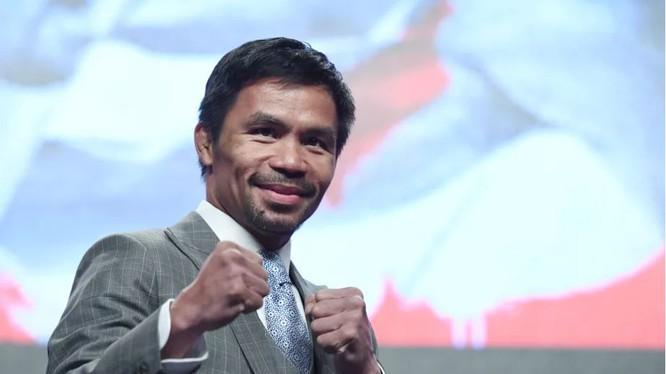 Tay đấm nổi tiếng Manny Pacquiao ra mắt tiền mã hóa riêng - Ảnh 1.