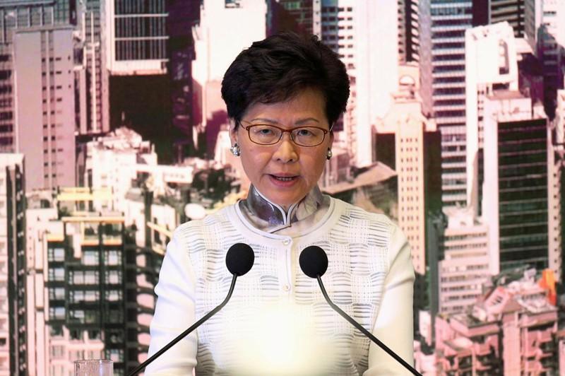 Lãnh đạo Hong Kong chính thức tuyên bố rút dự luật dẫn độ - Ảnh 1.