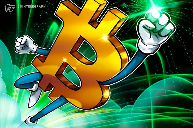 Bitcoin đạt công suất mã hóa mới (nguồn: CoinTelegraph)