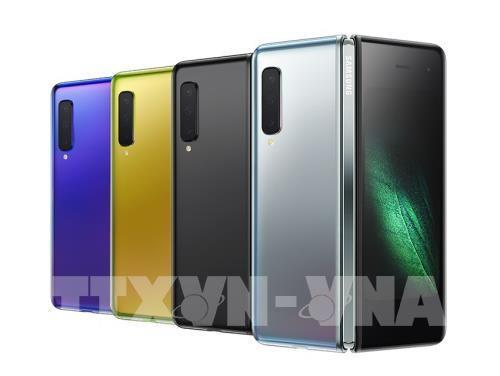 Samsung sắp ra mắt smartphone gập đầu tiên trên thế giới - Ảnh 1.