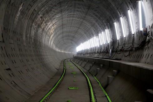 5.000 tỉ bỏ ra cho metro số 1 'vay', TP HCM chưa thể thu lại - Ảnh 1.