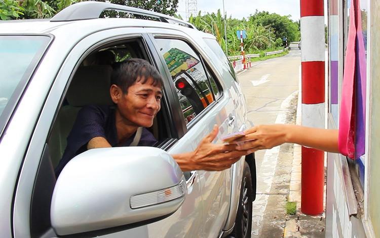 Tiền Giang xin bỏ trạm thu phí phụ cầu Rạch Miễu - Ảnh 2.