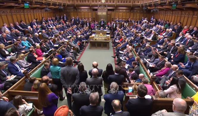 Quốc hội Anh thông qua dự luật ngăn chặn 'Brexit cứng' - Ảnh 1.