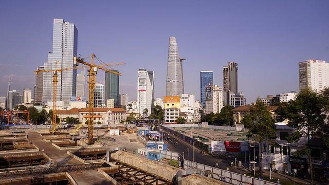 TPHCM xây trung tâm thương mại dưới lòng đất - Ảnh 1.