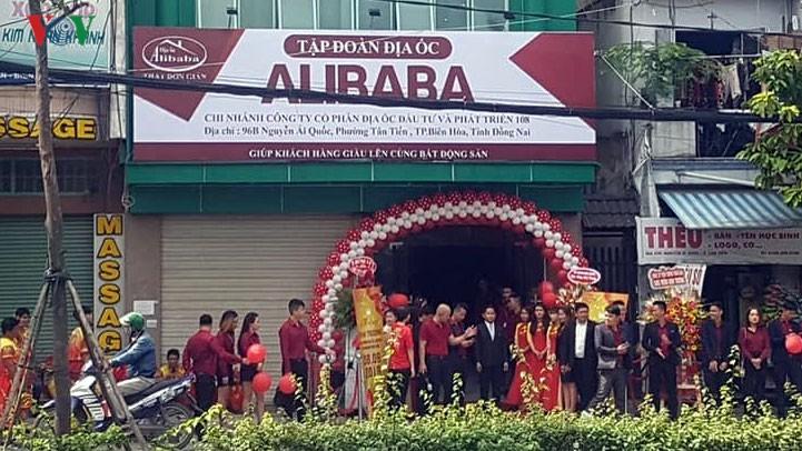 Alibaba tiếp tục khai trương văn phòng sai quy định - Ảnh 1.