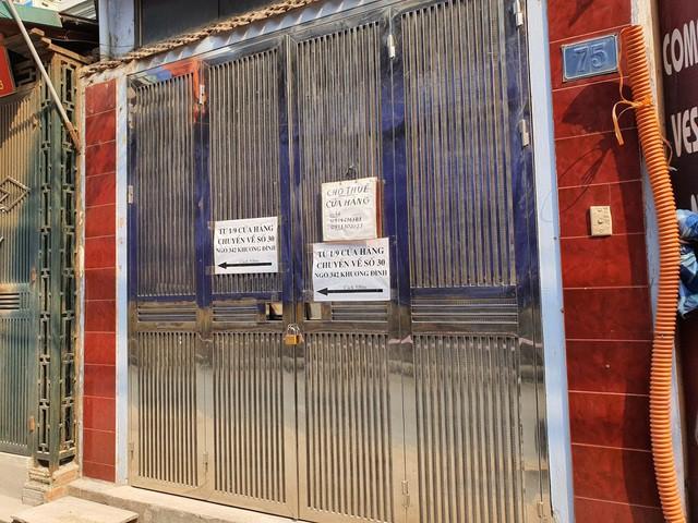 Hàng quán đóng cửa sang nhượng, dân quanh Công ty Rạng Đông thi nhau bán nhà - Ảnh 6.