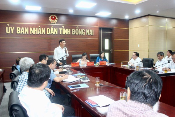 Sẽ xây cơ sở 2 Trường đại học Y dược TP HCM tại Nhơn Trạch - Ảnh 1.
