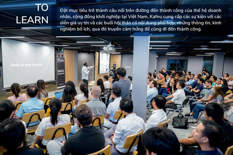 Kafnu TP HCM - Hơn cả một điểm đén để thế hệ khởi nghiệp cùng kết nối, hợp tác và phát triển - Ảnh 10.