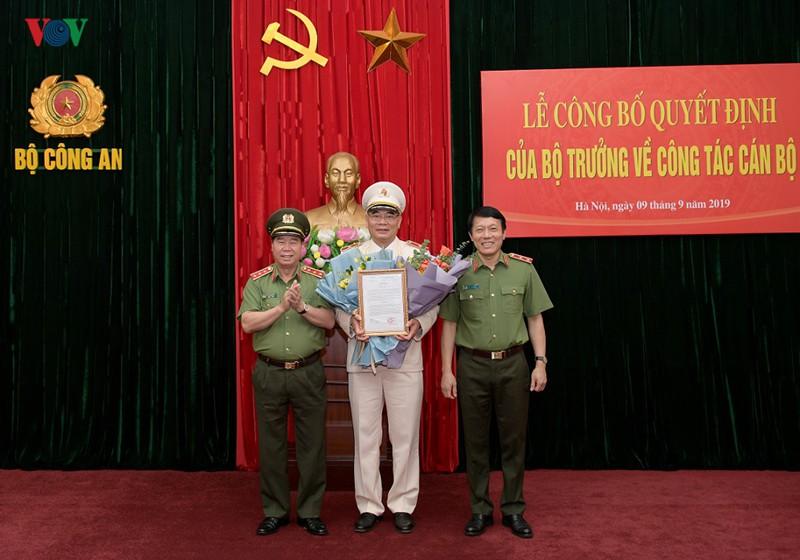 Thiếu tướng Tô Ân Xô giữ chức Chánh Văn phòng Bộ Công an - Ảnh 2.