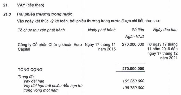 Lỗ lũy kế hơn 1.600 tỉ đồng, HAGL Agrico vẫn chi 240 tỉ đồng trả nợ trái phiếu trước hạn - Ảnh 2.