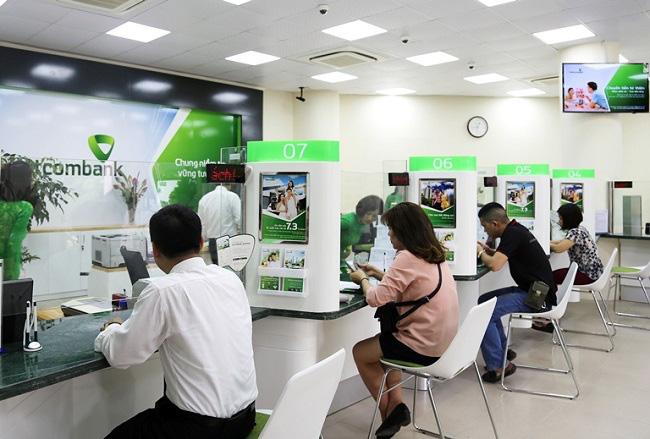Lãi suất ngân hàng Vietcombank mới nhất tháng 1/2020: Cao nhất là 6,8%/năm - Ảnh 1.