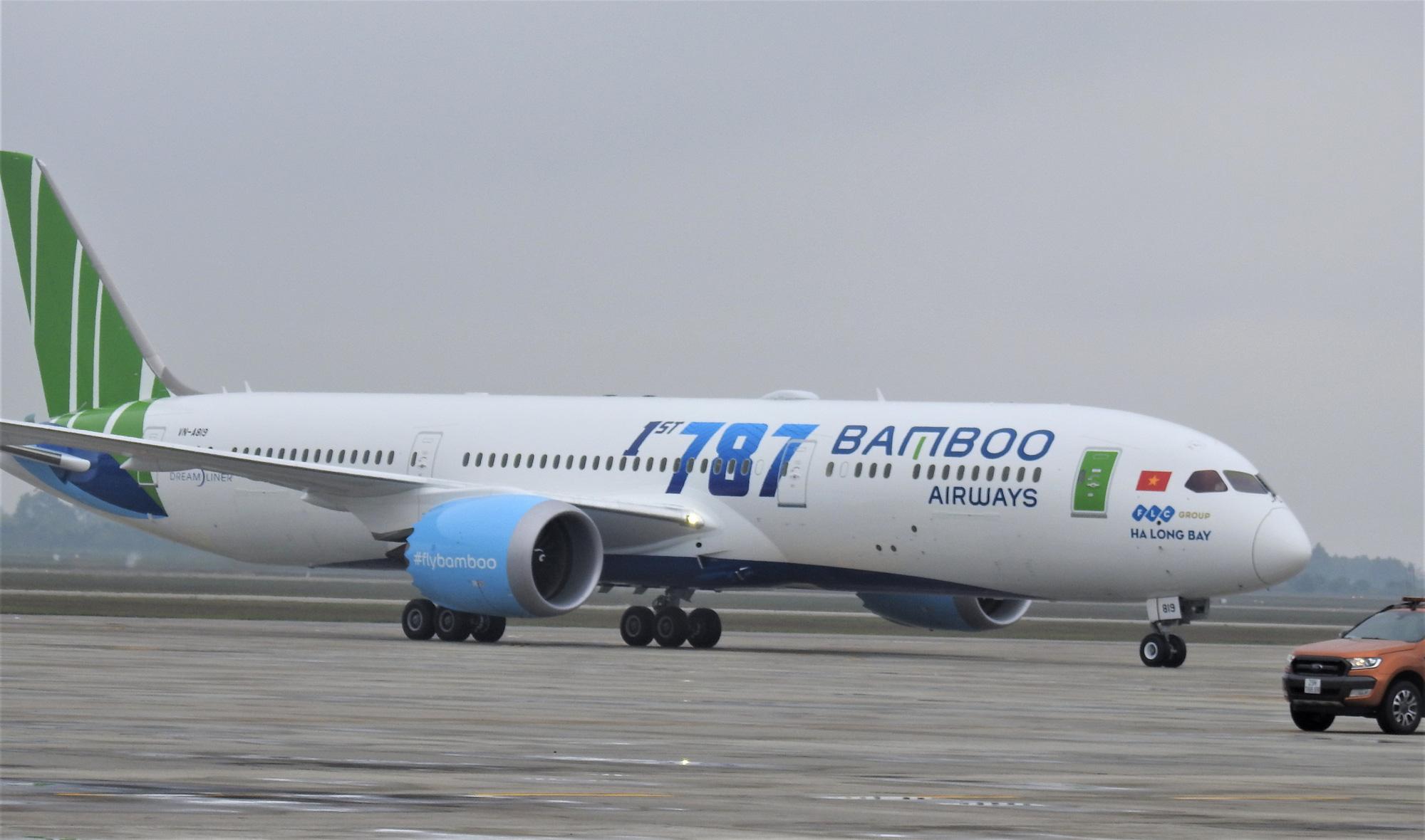 Bamboo Airways vừa tăng vốn từ 10.500 tỷ lên 12.500 tỷ - Ảnh 1.