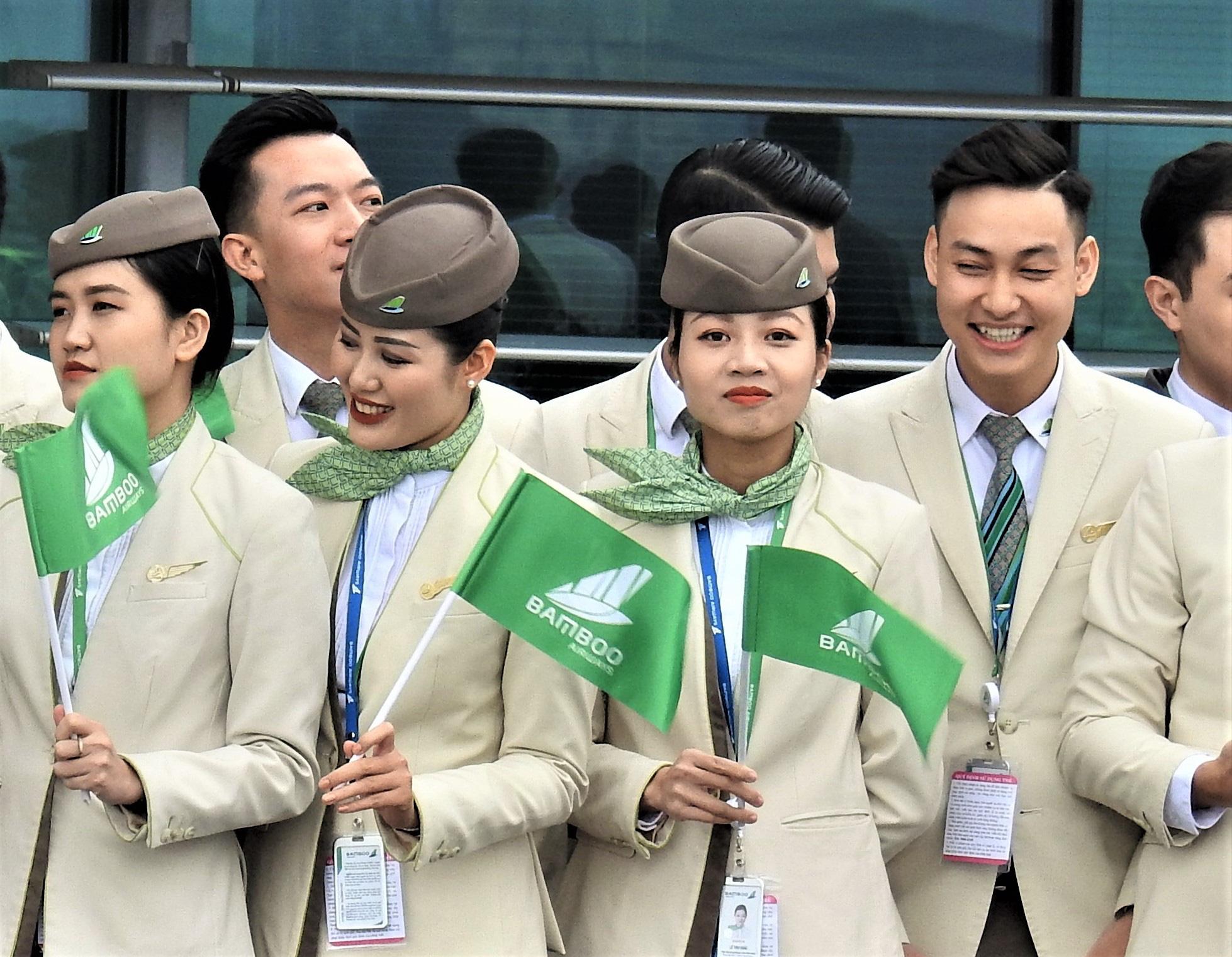 Bamboo Airways dự định bay 16 chuyến khứ hồi/ngày trong tuần cuối tháng 4 - Ảnh 1.