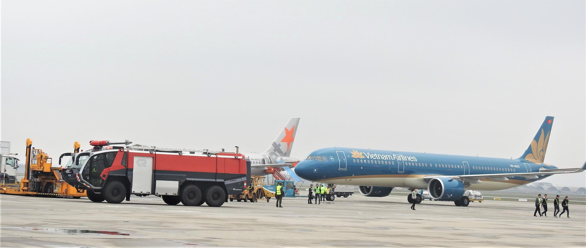 Vietnam Airlines nối lại đường bay đến Đài Loan, Hong Kong, Ma Cao từ ngày 2/2 - Ảnh 1.