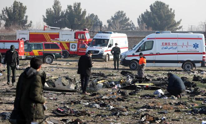 Mỹ gọi vụ Iran bắn hạ máy bay Ukraine là hành động 'liều lĩnh' - Ảnh 1.