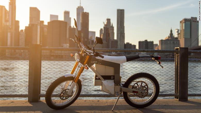 Xe máy điện đang góp phần hồi sinh ngành sản xuất mô tô - Ảnh 2.
