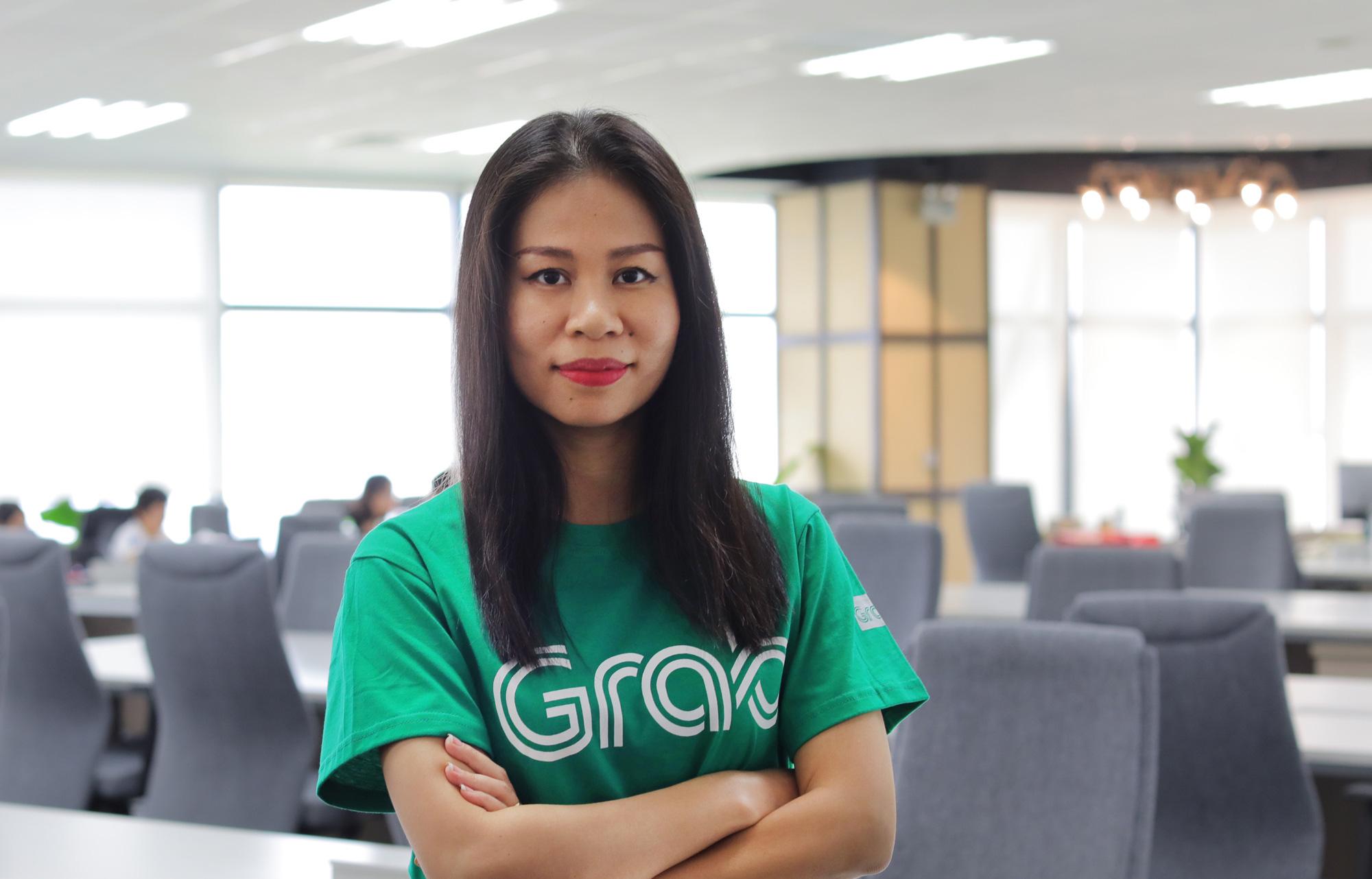 Grab Việt Nam bổ nhiệm một phụ nữ Việt làm giám đốc điều hành - Ảnh 1.