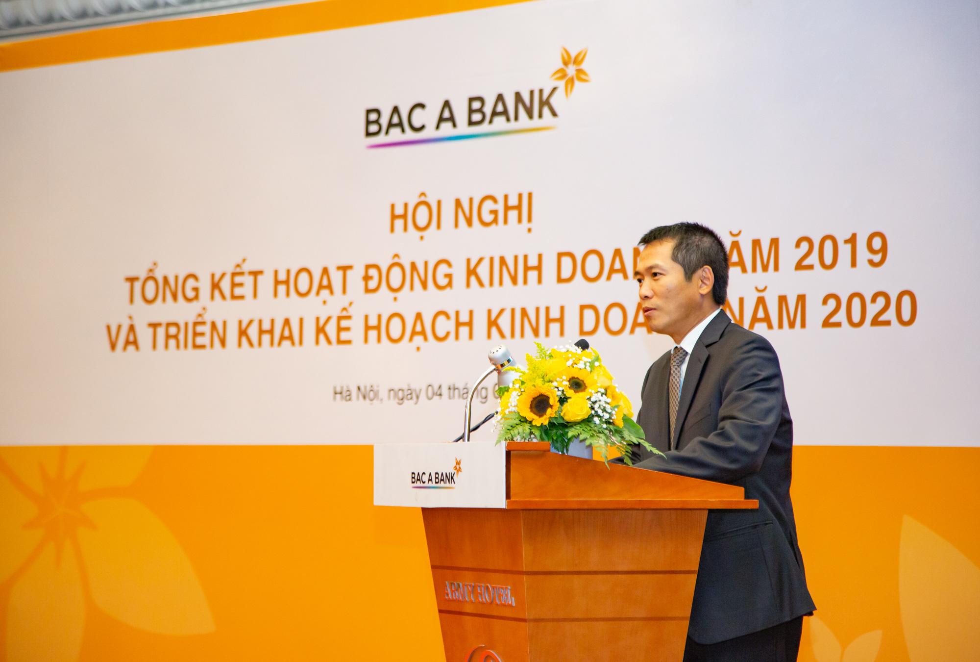 Lãi trước thuế 2019 của Bac A Bank đạt 928 tỉ đồng, tổng tài sản vượt mốc 100.000 tỉ đồng - Ảnh 1.