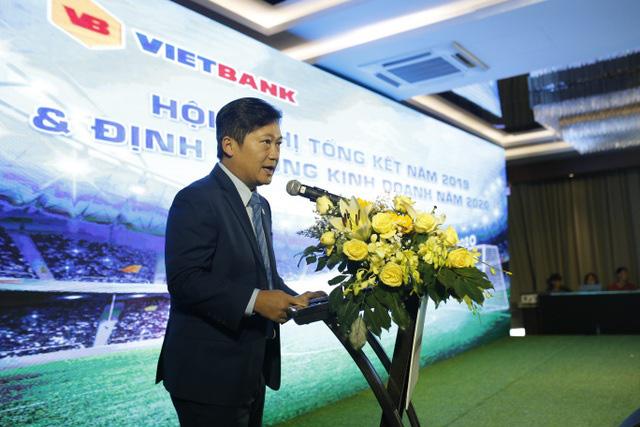 Lợi nhuận VietBank tăng 53% so với cùng kì, đạt 613 tỉ đồng - Ảnh 1.