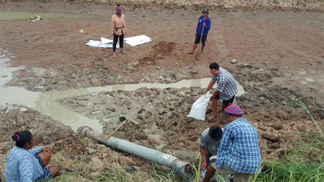 Thái Lan lên kịch bản đối phó khủng hoảng thiếu nước - Ảnh 1.