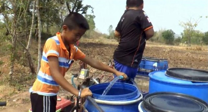 Thái Lan lên kịch bản đối phó khủng hoảng thiếu nước - Ảnh 3.