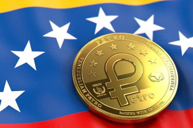 Chính phủ Venezuela thúc đẩy lưu hành tiền điện tử Petro - Ảnh 1.