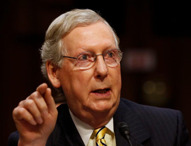 Thượng viện: Có thể mở phiên toà luận tội ông Trump tuần sau - Ảnh 2.