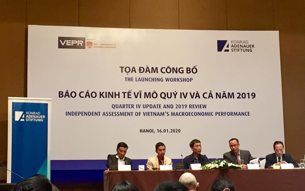 VEPR: Tăng trưởng kinh tế năm 2020 ước đạt 6,48% - Ảnh 1.