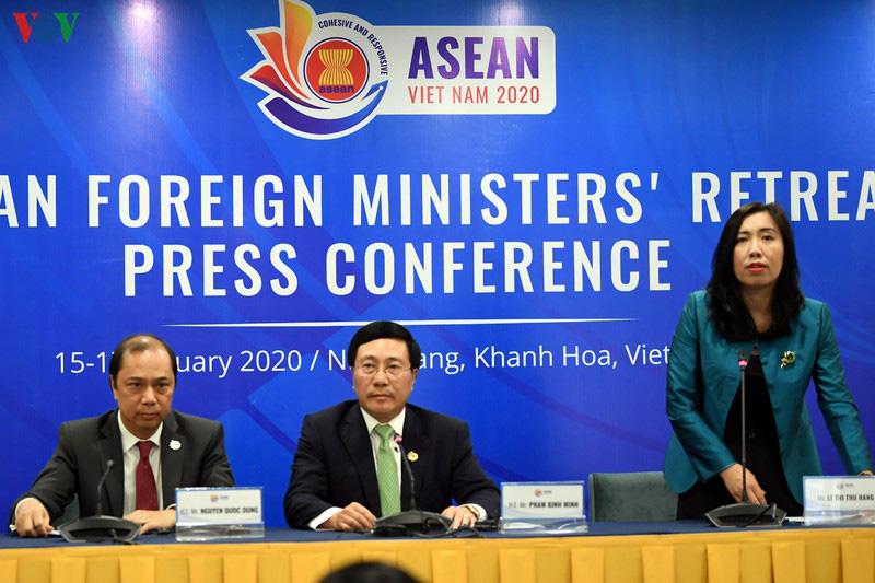 Hướng tới kí kết RCEP vào năm 2020 tại Việt Nam - Ảnh 1.