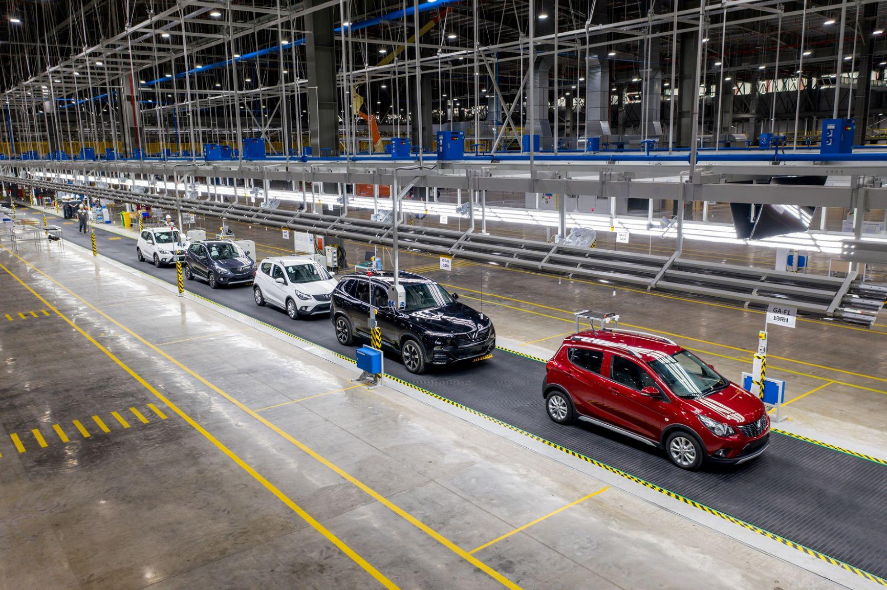 VinFast bán được bao nhiêu xe ô tô, xe máy điện trong năm 2019?