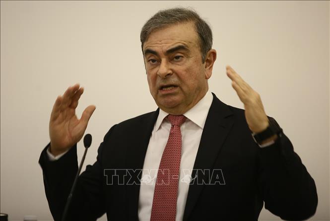 Cựu Chủ tịch Nissan tiết lộ thông tin mới về vụ tẩu thoát khỏi Nhật Bản - Ảnh 1.