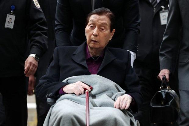 Hàn Quốc: Người sáng lập tập đoàn Lotte qua đời ở tuổi 99 - Ảnh 1.
