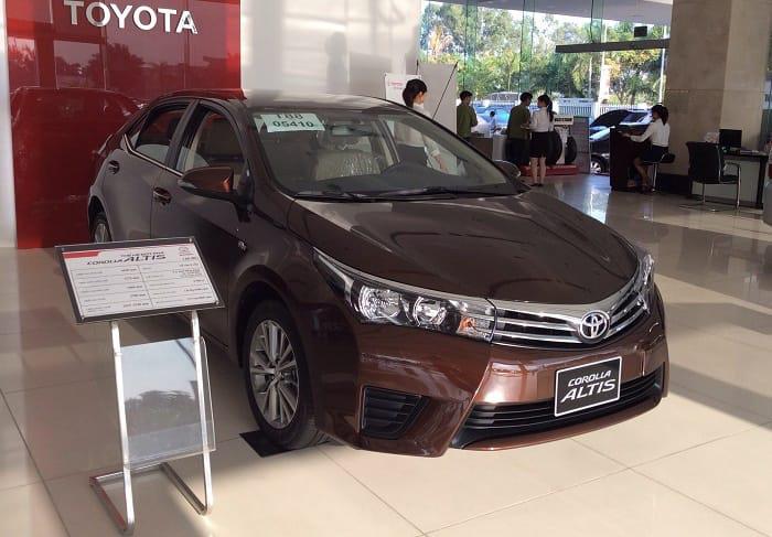 Điểm mặt 10 mẫu xe 'ế' nhất năm 2019, họ nhà Toyota chiếm hơn một nửa - Ảnh 1.