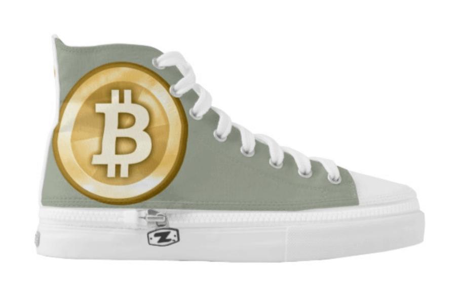 Giày bitcoin