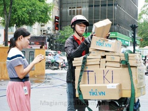 Cuộc đua giao hàng nhanh từ 2 ngày ở Mỹ tới 2 giờ ở Việt Nam - Ảnh 3.
