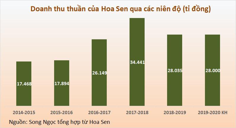 Năm 2020 Hoa Sen đặt mục tiêu lợi nhuận tăng 11%, doanh thu giảm nhẹ - Ảnh 3.