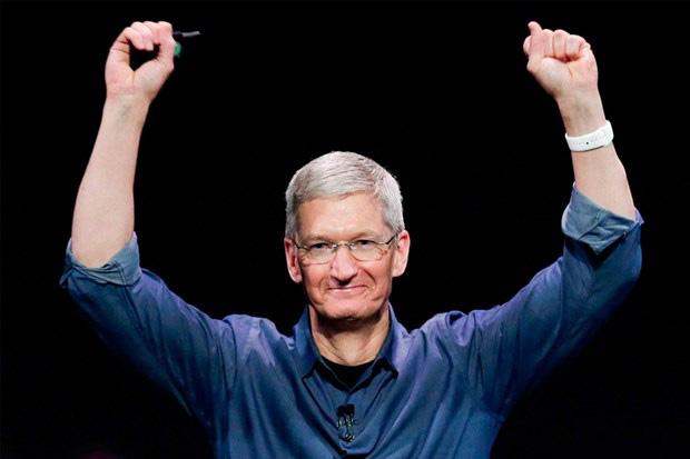 Bốn công ty công nghệ lớn nhất hiện nay có giá trị hơn 4.000 tỉ USD - Ảnh 1.
