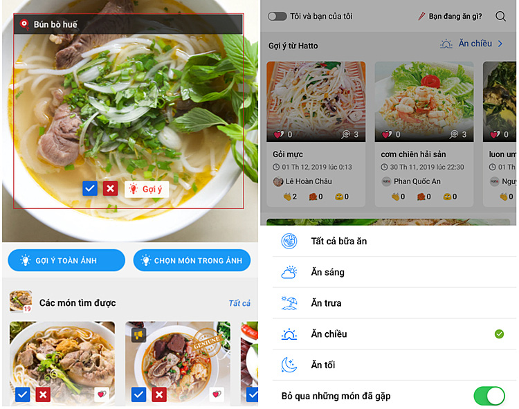 Xuất hiện mạng xã hội ẩm thực ứng dụng AI - Ảnh 1.