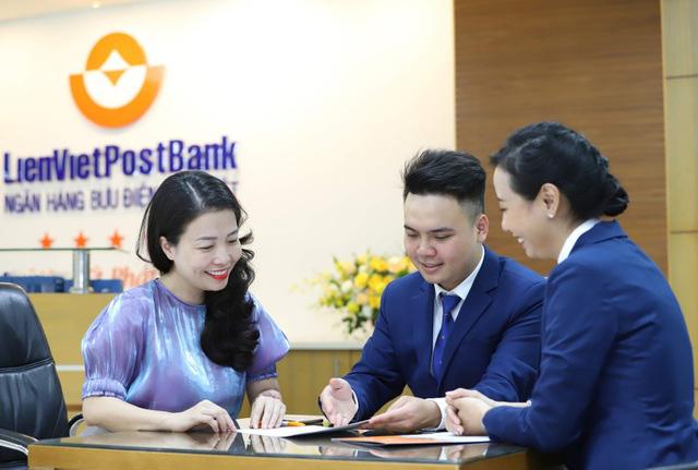 Tăng trưởng tín dụng gần 18%, LienVietPostBank đạt mức lãi kỉ lục trong năm 2019 - Ảnh 1.