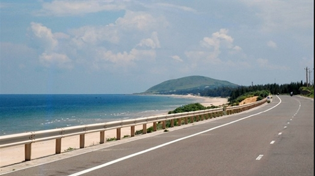 Gần 2.800 tỉ đồng làm tuyến đường bộ ven biển qua tỉnh Nam Định - Ảnh 1.