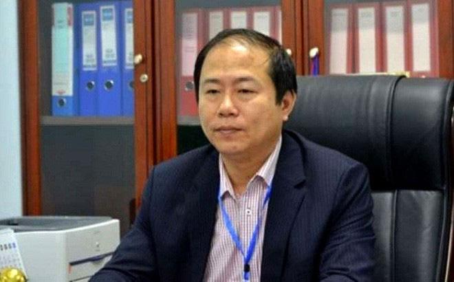 Chủ tịch HĐTV Tổng công ty Đường sắt Việt Nam Vũ Anh Minh bị kỉ luật cảnh cáo - Ảnh 1.