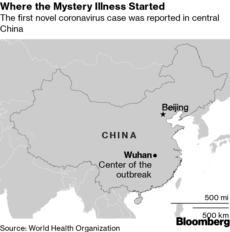 Bloomberg: Các khu chợ truyền thống - mắc xích quan trọng trong sự bùng phát virus viêm phổi corona - Ảnh 2.